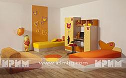 Обзавеждане за детска стая Уенди