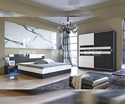 Мебели за спалня Сити 7022