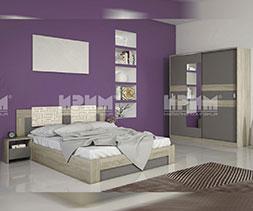 Мебели за спалня Сити 7024