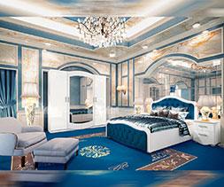 Комплект мебели за спалня Сити 7034