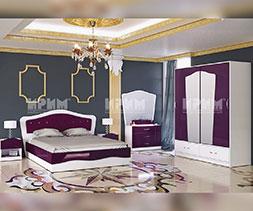 Луксозно спално обзавеждане Роксана