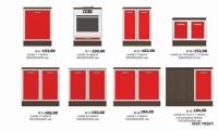 Долни шкафове от кухня РЕГАЛ