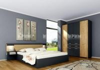 Спалня СИТИ 250