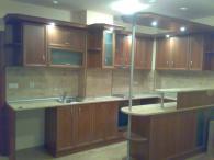 Кухня с MDF профил