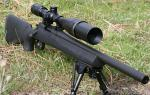 Model 700™ SPS Tactical Cal.308 Win