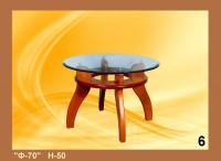 Кръгла холна маса