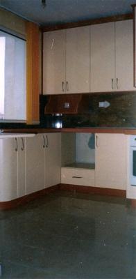 Кухня MDF по проект