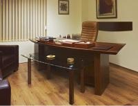 Офис бюро от масивна дървесина