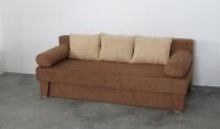 Кафяво диванче