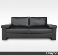 Черен Диван Крайон