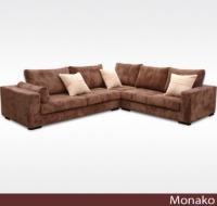 Представения модел Мека мебел - диван Монако се предла�