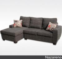 Представеният модел Мека мебел - диван Назарено се пре�
