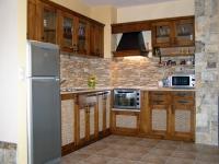Кухня в арт стил