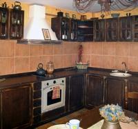 Старинна кухня в арт стил