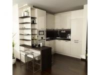 Модерна кухня - гланц