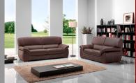 Кожени дивани за обзавеждане на дневна
