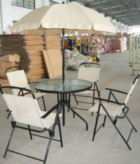 Комплект мебели за градина