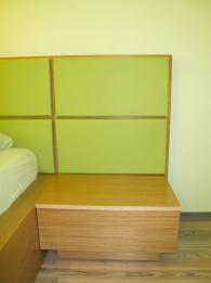 Нощно шкафче от МДФ