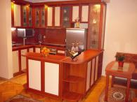 Кухня от МДФ профили с барплот