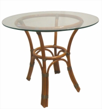 Градинска маса от ратан