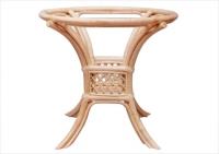 Холна маса от ратан