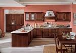 комфортни ъглови кухни масив череша солидни