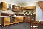 висококачествени кухни масив по размер