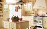 луксозни  кухни масив с плавни механизми