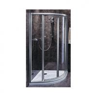 Овална душ кабина