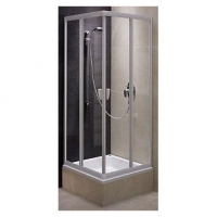 Квадратни душ кабини