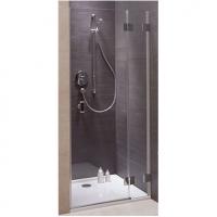 Отваряема врата за душ кабина
