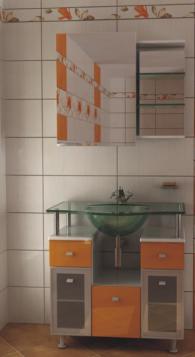 Шкафове за баня -