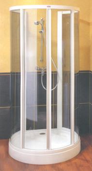 Кръгла душ кабина