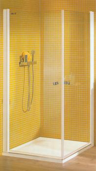 Ъглов параван за душ кабина