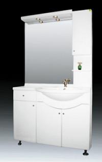 Мебели за баня Алегро 105 МДФ