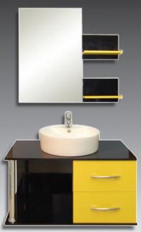 Мебели за баня от ПВЦ
