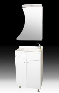 Мебели за баня Луна 52 ПВЦ