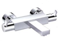 Термостатен смесител за вана и душ