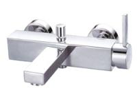 Модерен едноръкохватков смесител за вана и душ