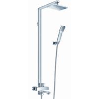 Система  за вана и душ със стационарно окачване