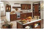 първокласни големи кухни масив орех по индивидуален проект