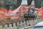 строителни дейности с мини багер