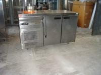 Хладилна маса с 2 врати
