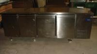 Хладилна маса с 4 врати