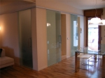 врата стъклена по поръчка 1270-3577