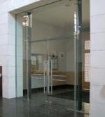 модерна стъклена врата 1280-3577