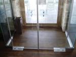 стъклени врати по поръчка 1310-3577