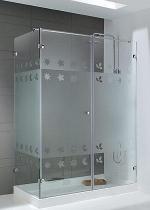 стъклена врата 1353-3577