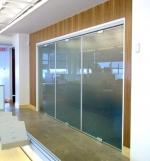 врата стъклена по поръчка 1354-3577