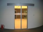 модерна стъклена врата 1396-3577